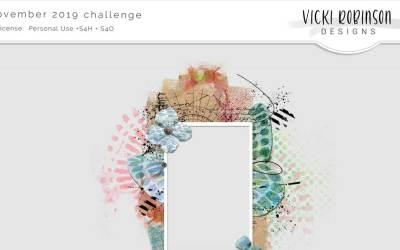 November 2019 Challenge