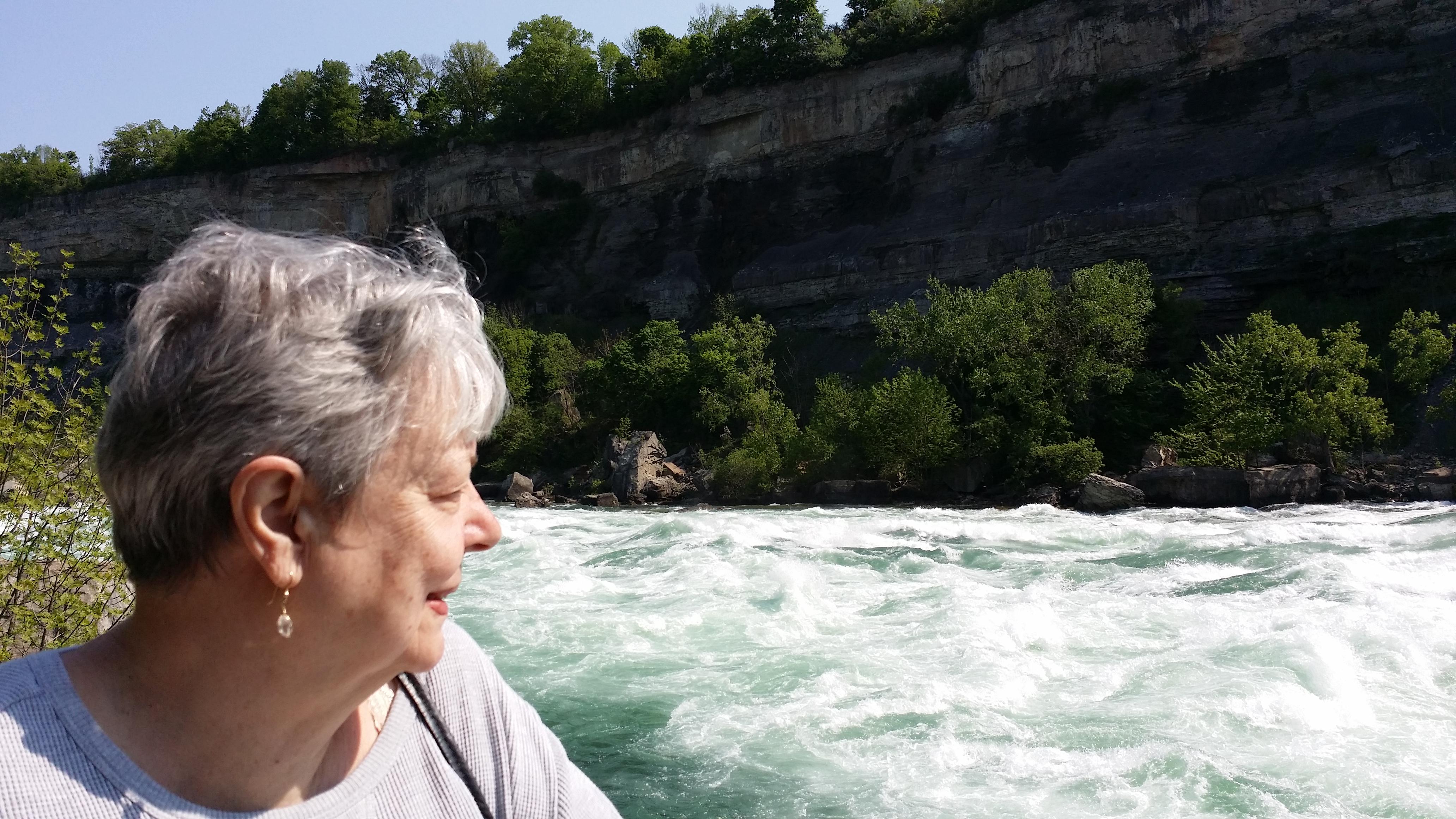 Where In The World White Water Walk Niagara Falls Ontario Canada
