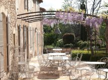 French Country Patio Decorating Ideas
