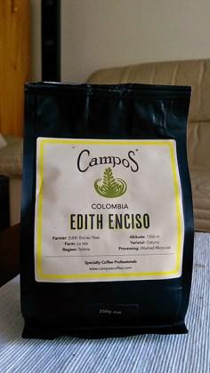 Campos Coffee: Edith Enciso