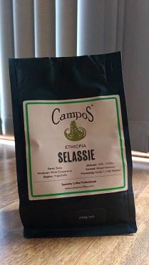 Campos Coffee: Selassie