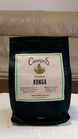 Campos Coffee: Konga