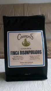 Campos Coffee: Finca Disonporados