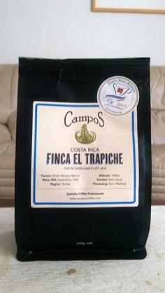 Campos Coffee: Finca El Trapiche