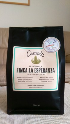 Campos Coffee: Finca la Esperanza