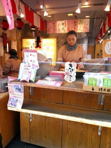 Kibidango Stall