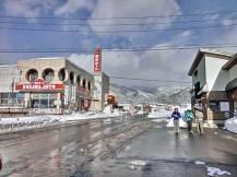 Nozawa Onsen: Street