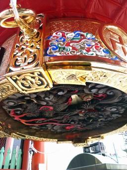 Sensoji Kaminarimon: Under the Bell