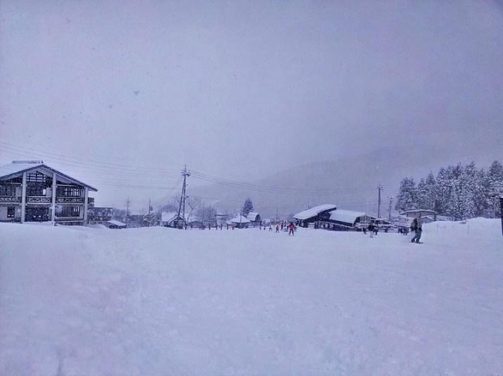 Nozawa Onsen: Day 3 Snowfield