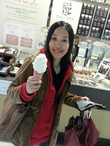 Day 4: Ice Cream