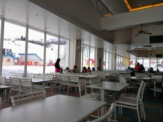 Day 3: Public Dining and Rest Area at Gala Ski Resort