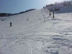 Day 4: Skiing Down a Slope