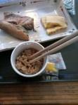 Garden Villa Ishiuchi: Breakfast Natto