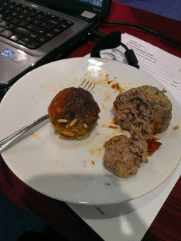 Lassez-Faire Catering: Meatballs