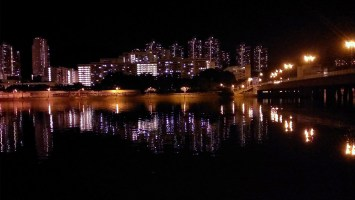 Day 5: Shing Mun River at Night