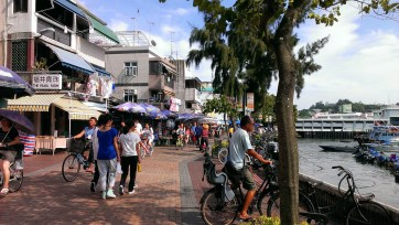 Day 6: Street on Cheung Chau