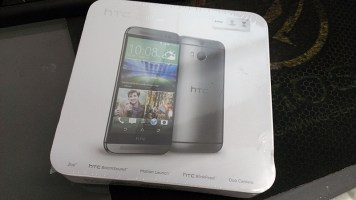 HTC One M8: In the Box