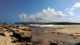 Marley Beach: View