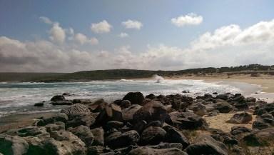 Marley Beach: Waves