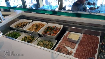 Sydney Tower Buffet: Cold Dishes