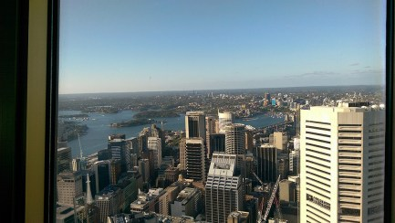 Sydney Tower: Afternoon View