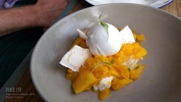 Papi Chulo: Mango Surprise