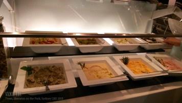 Feast Buffet: Dips