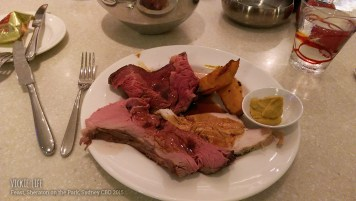 Feast Buffet: Dish from Carvery