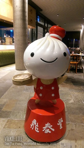 Din Tai Fung Miranda: Mascot