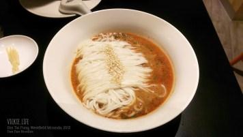 Din Tai Fung Miranda: Dan Dan Noodles
