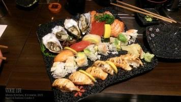 Moim Japanese Kitchen: Sushi & Sashimi Combo 2