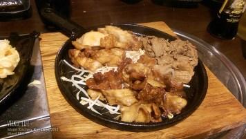 Moim Japanese Kitchen: Mixed BBQ