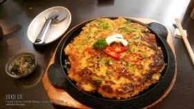 Corea Corea, Cairns: Seafood Pancake