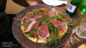 La Pizza, Cairns: Romano Pizza (medium)