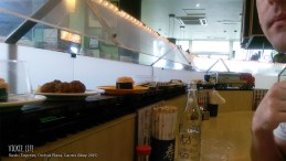 Sushi Express, Cairns: Sushi Train