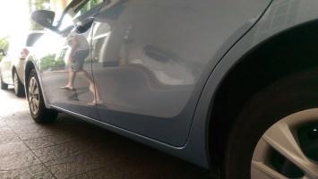 Cairns, June 2015: Car Hire Inspection