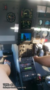 Great Barrier Reef Cairns, June 2015: Helicopter Controls