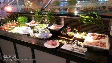 Pullman Cairns Breakfast Buffet: Antipasti