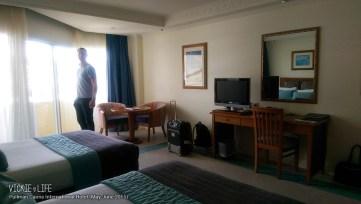 Pullman Cairns International Hotel: Double Room