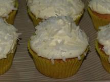 Coconut Cupcakes Ina Garten Fare Lady