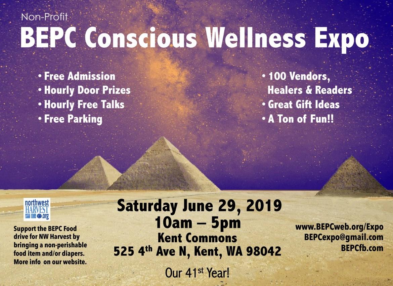 Expo bepc_2019_flyer_v4 Kent WA June 29 2019