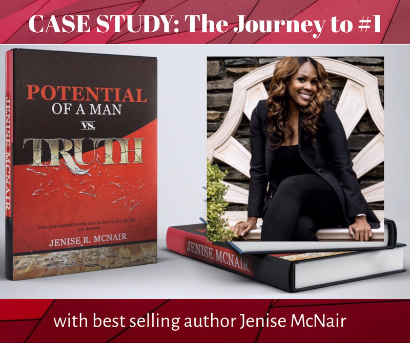 Best Selling Author Jenise McNair