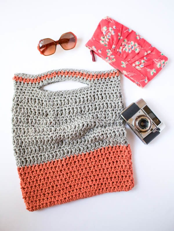 Vickie Howell Crochet Bag