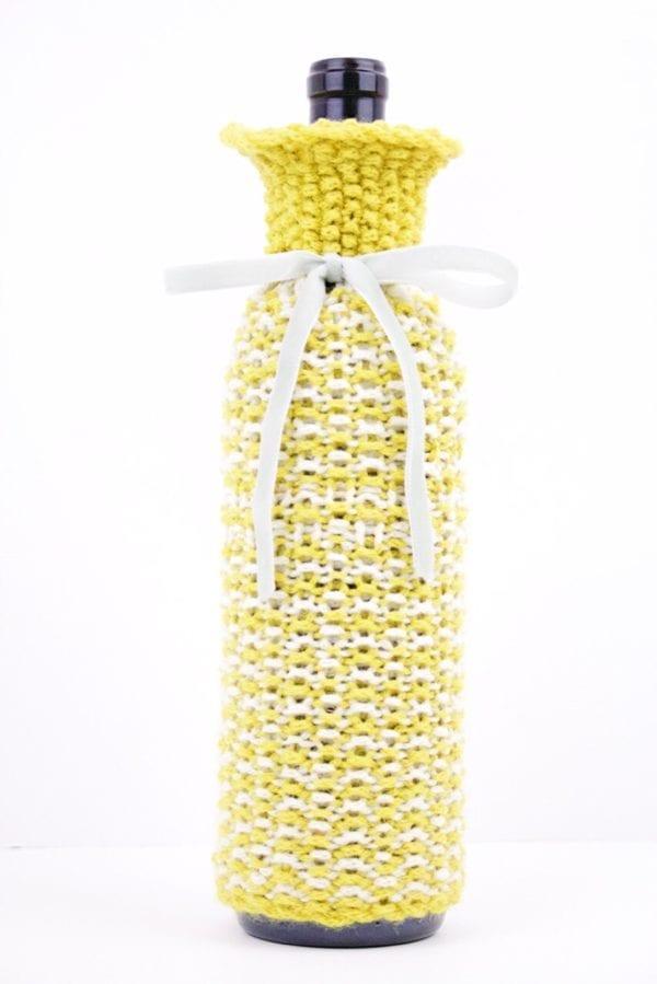 Oval Knitting Loom Wine SLeeve Main