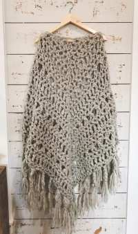 Quick Locking Stitch Markers + Crochet Triangle Shawl Pattern