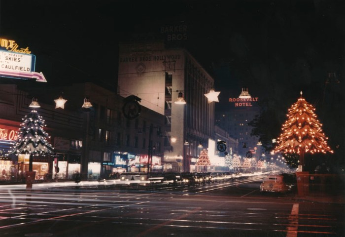 2 hollywood blvd 1950