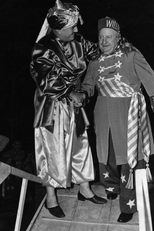 1940 pajama winners