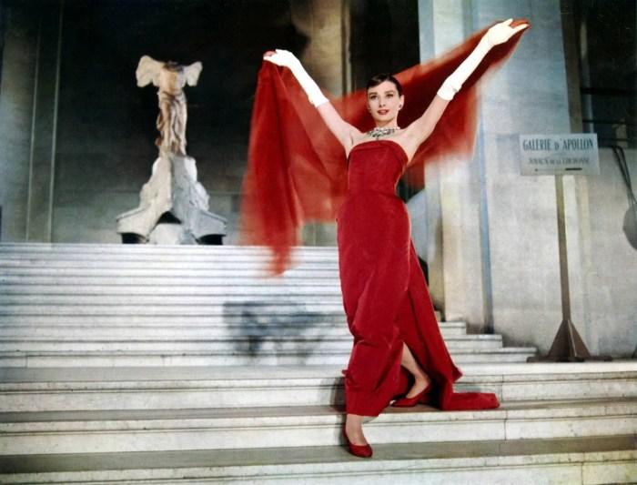 Funny Face 1957 Audrey Hepburn