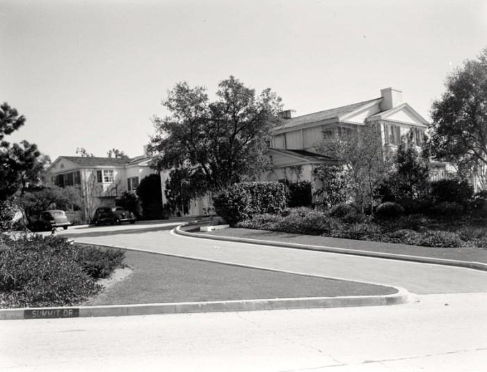 Selznick home