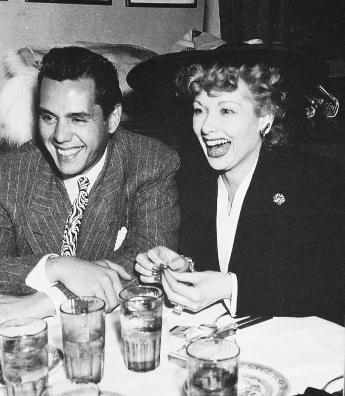 ball arnaz married 1940